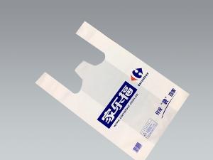 Supermarket export plastic bags