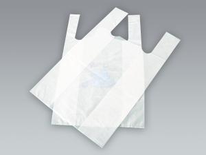 Supermarket shopping vest bag